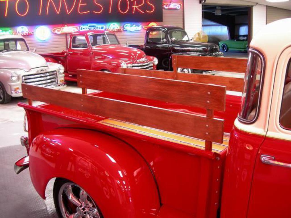 1949 Chevrolet 3100 Dothan Al Us 1570 Miles 5499500 Vin Chevy Decoder