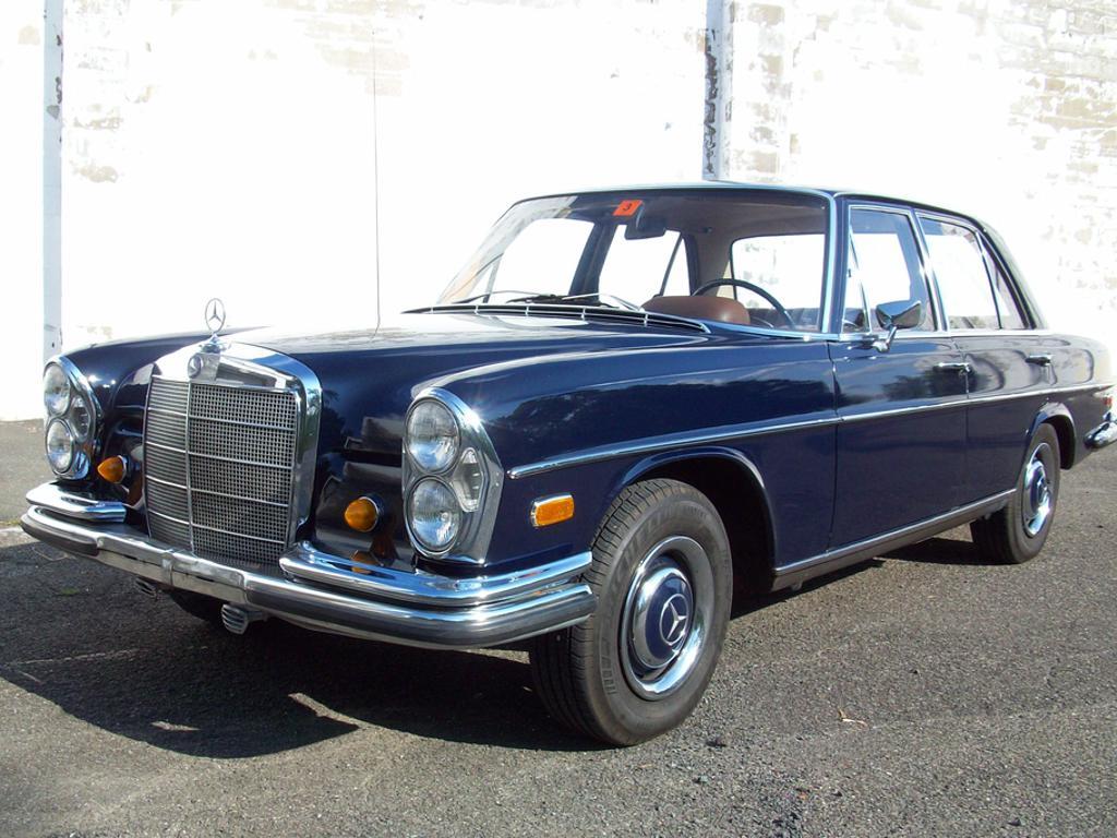 1968 mercedes benz 250s troy ny us 31000 miles 10 900 for Mercedes benz vin number