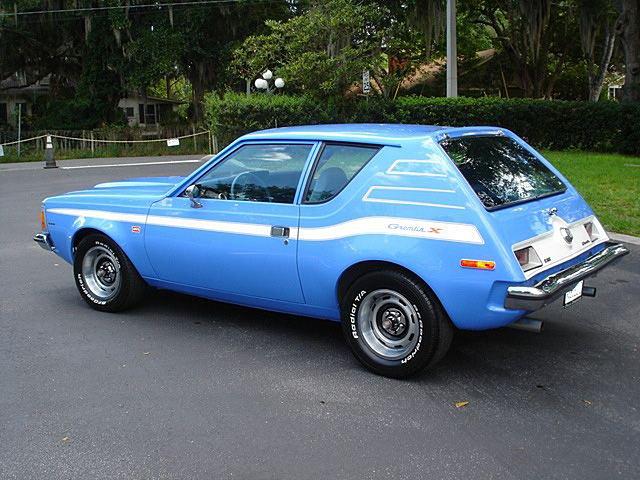 1973 AMC GREMLIN, MOUNT DORA, FL US