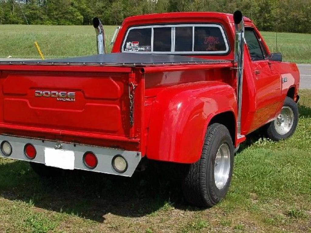 1984 Dodge D150 Pickup Malone Ny Us 24 500 00