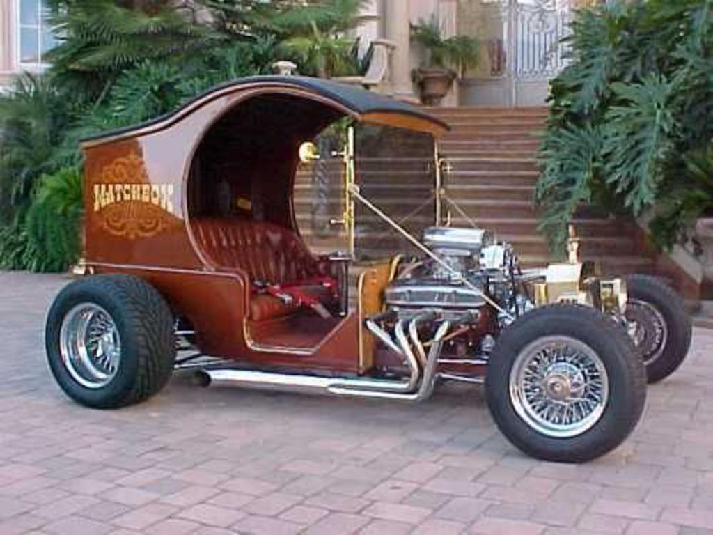 1912 Ford C Cab Hot Rod, SANTA ANA, CA US, $50,000.00, Stock Number ...