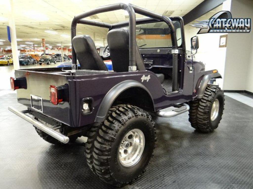 1975 Jeep Cj5 Fairmont City Il Us 15 995 00