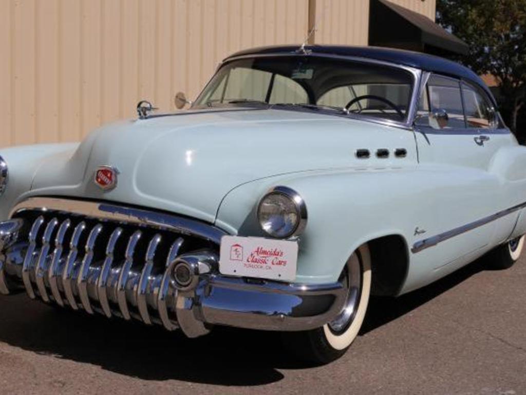 1950 Buick Model 56r Riviera Turlock Ca Us 21 950 00