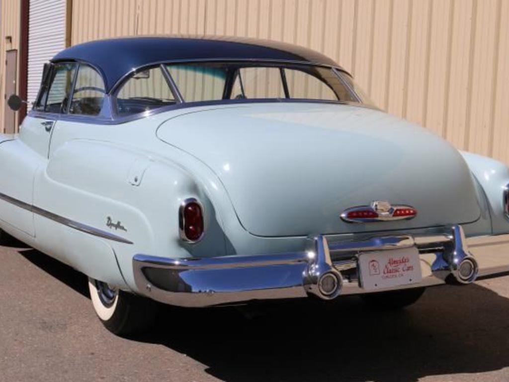 1950 BUICK MODEL 56R RIVIERA TURLOCK CA US 2195000