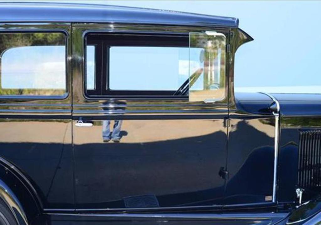 1929 chevrolet sedan st louis mo united states stock number 130930 exterior color black. Black Bedroom Furniture Sets. Home Design Ideas