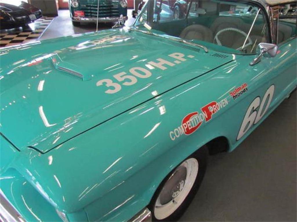 1960 Ford Thunderbird Lynnwood Wa United States 17 999
