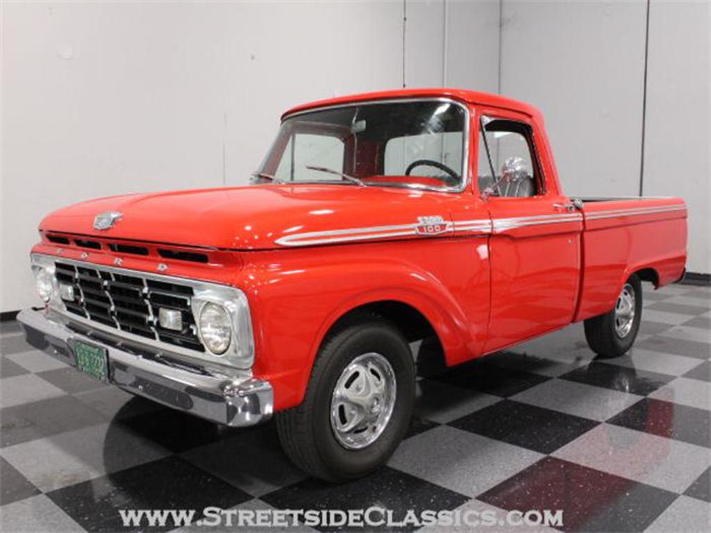 1964 F100 For Sale California Autos Post