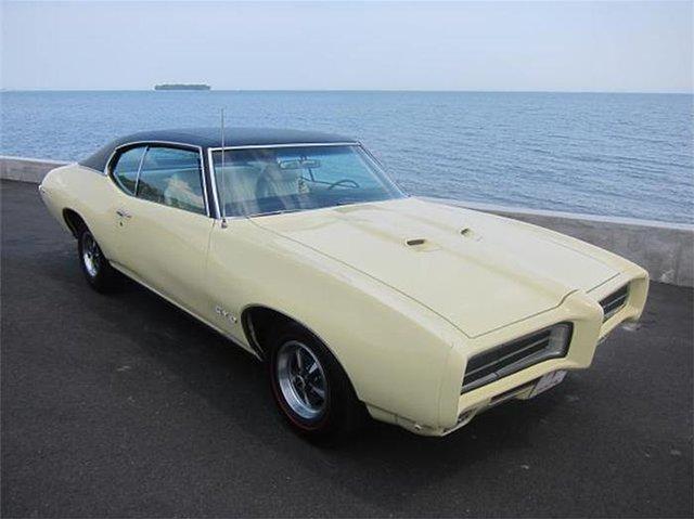 1969 Pontiac GTO, Milford, CT United States, $35,000 00, Vin
