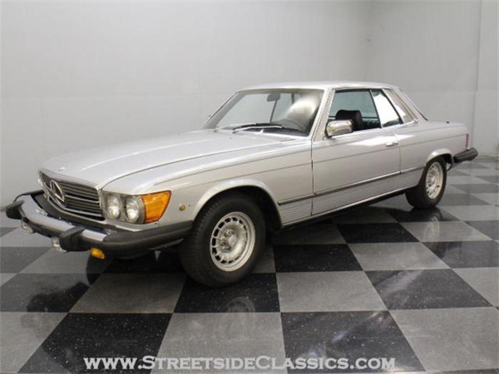 1980 mercedes benz 450sl charlotte nc united states for 1980 mercedes benz 450sl