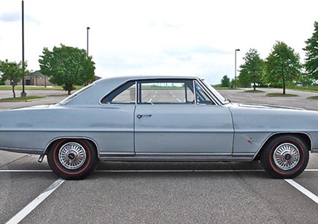 1966 Chevrolet Nova II SS, Madison, AL United States