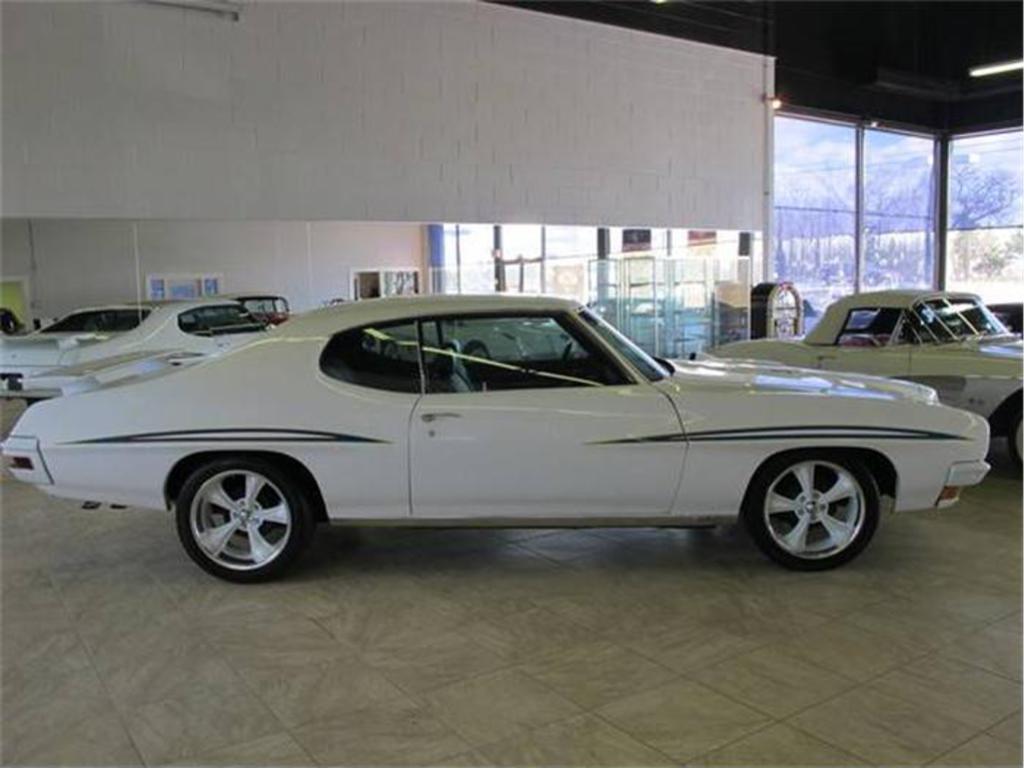 1970 Pontiac Lemans Gto Restomod St Charles Il United States 22 Stock Number 100851