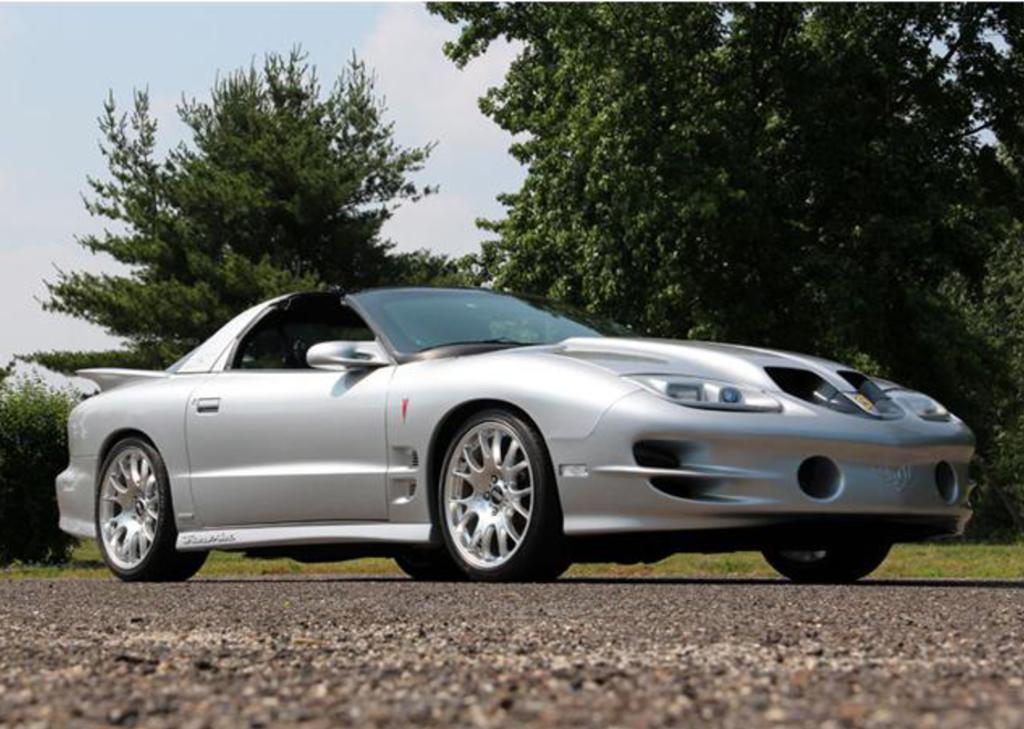 2002 Pontiac Firebird Trans Am Lakewood Nj United States