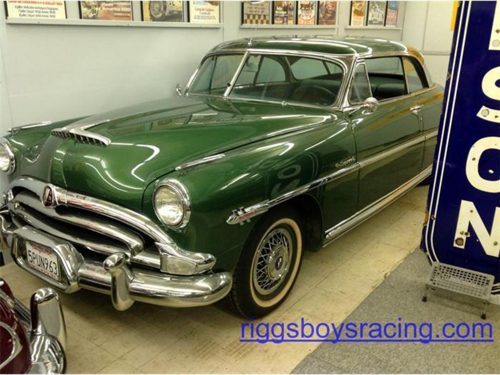 1953 Hudson Hornet, Vancouver, WA United States, $25,500.00, Vin ...
