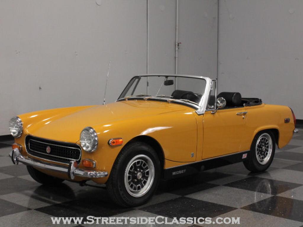 1971 MG Midget, Lithia Springs, GA US, 52819 Miles, $12,995.00 ...
