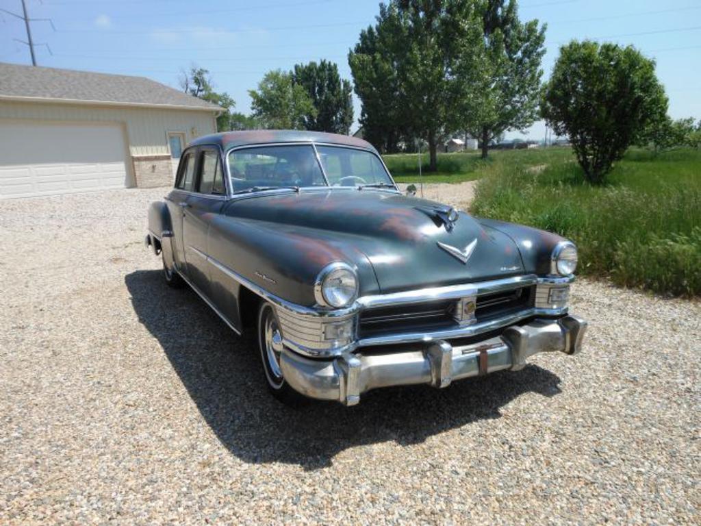 1951 Chrysler New Yorker Fort Collins Co Us