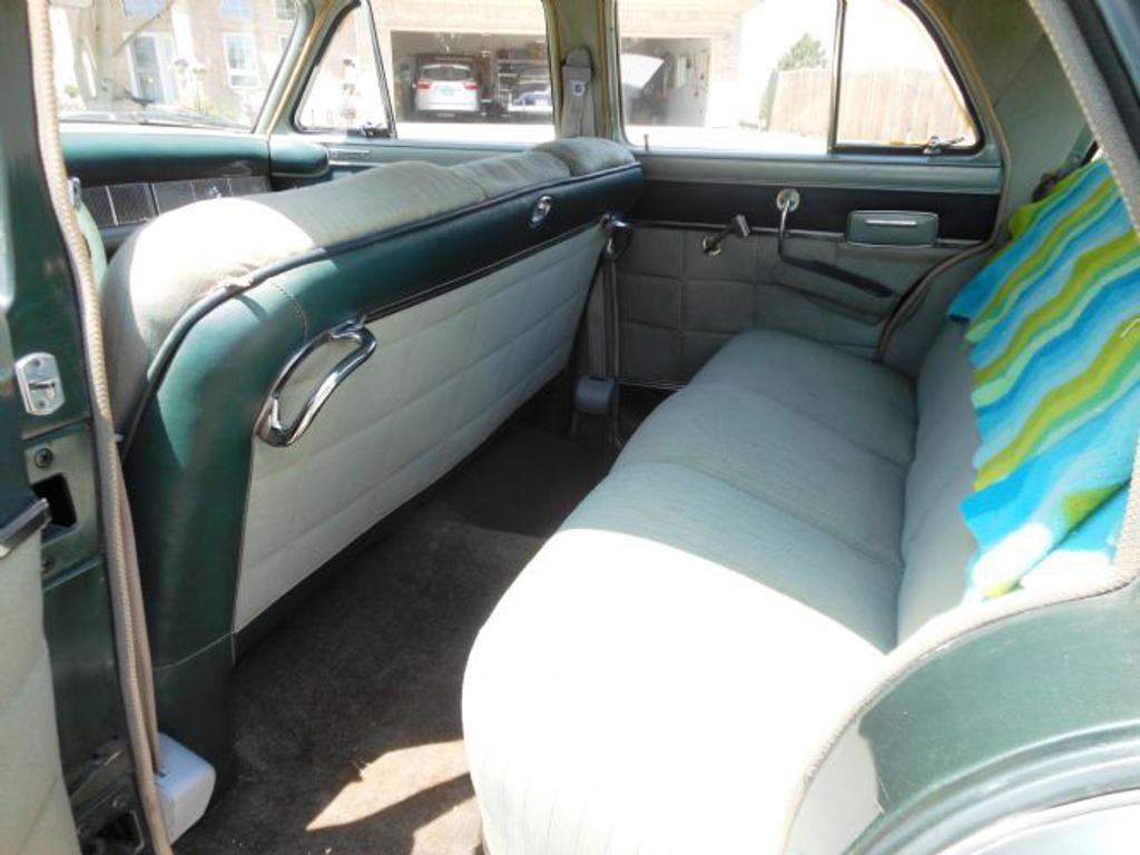 1951 Chrysler New Yorker Fort Collins Co Us 4 Door