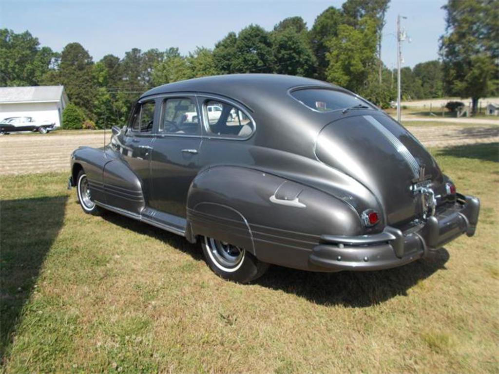 1946 Pontiac Streamliner Greensboro Nc United States