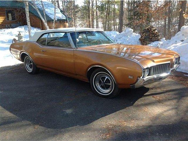 1969 Oldsmobile Cutlass Riverhead Ny United States 15 Vin Number 336679m423658