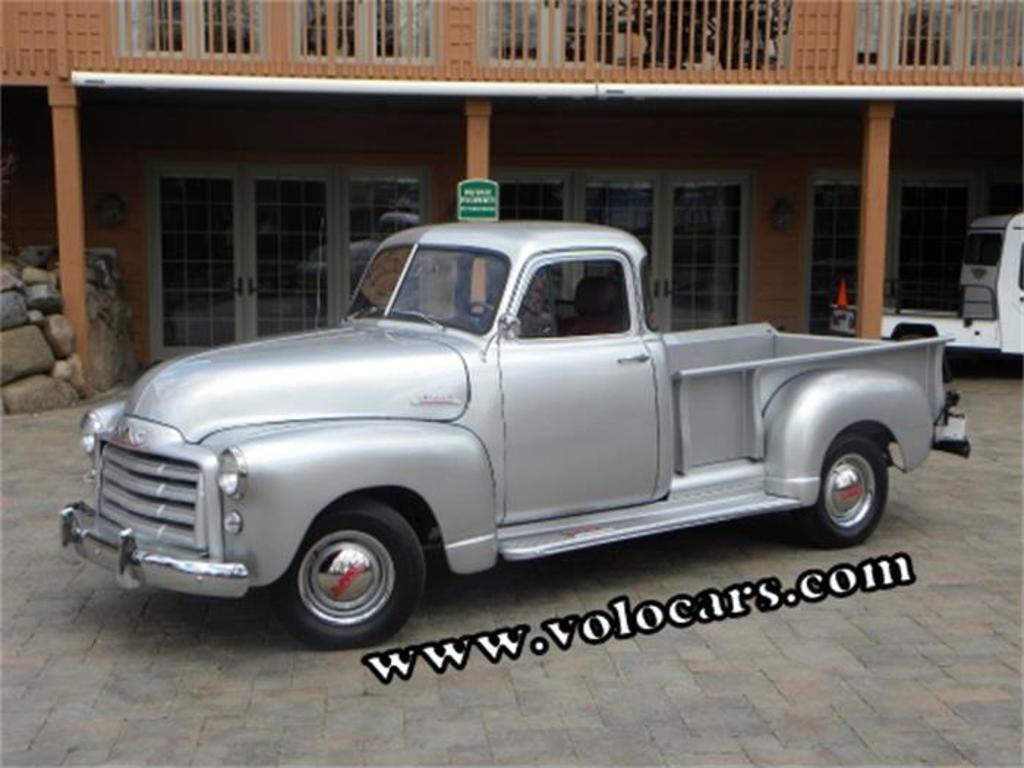 1953 gmc 5 window pickup volo il united states 31 900 for 1953 gmc 5 window