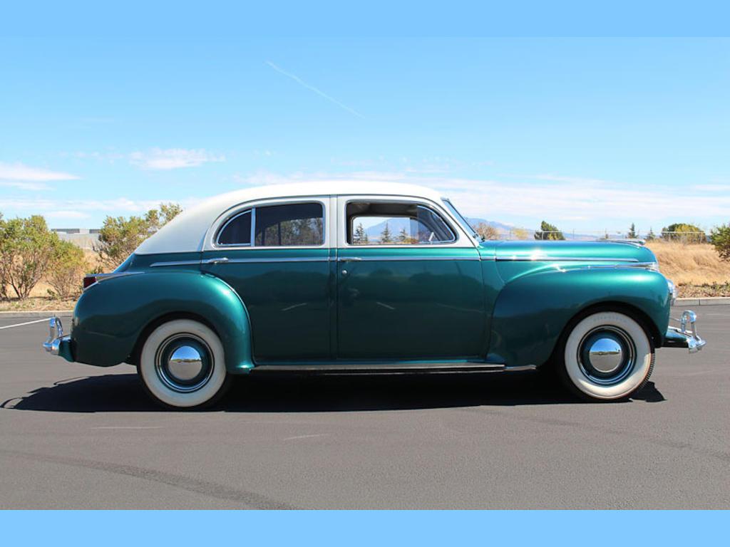 1941 dodge fairfield ca us 40398 miles 16 vin for 1941 dodge 4 door sedan