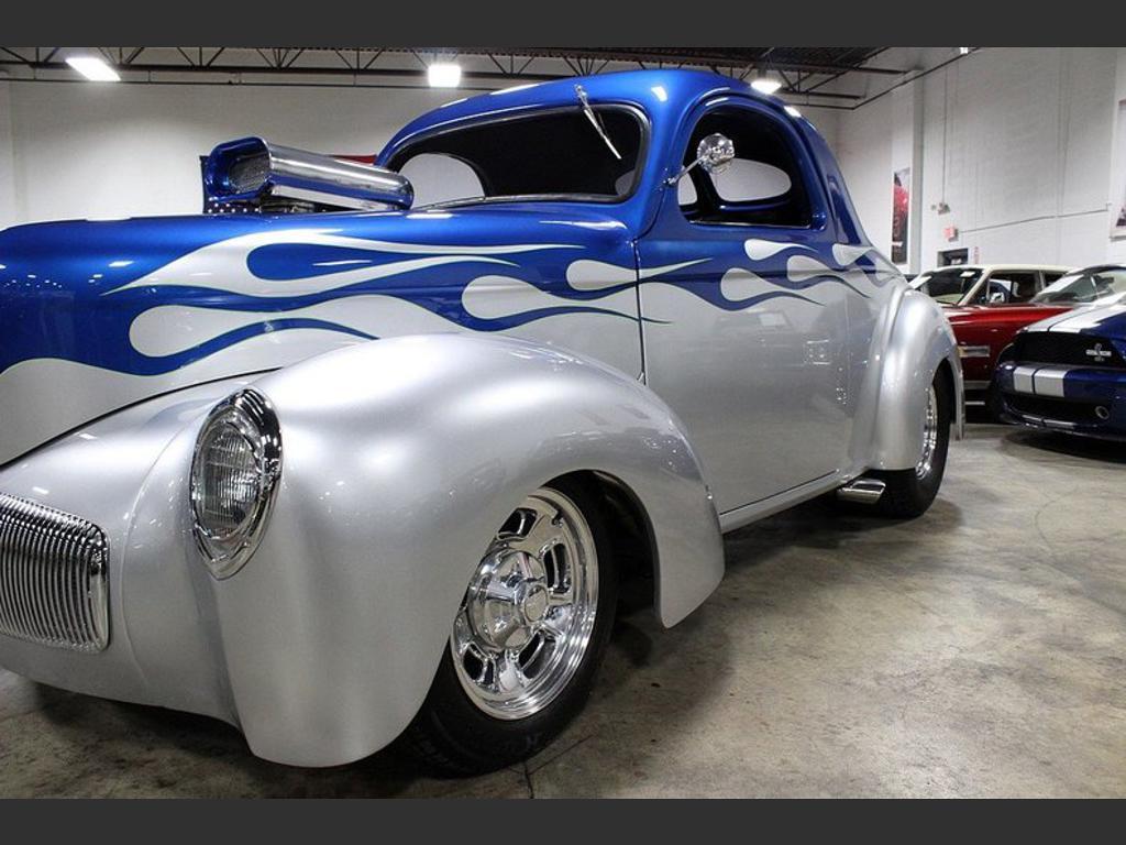 1941 Willys Custom Grand Rapids Mi Us 108 Miles