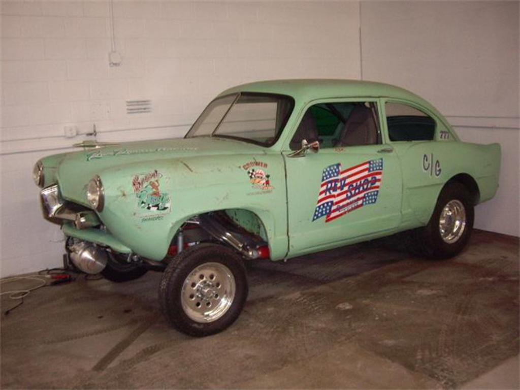 1951 Henry J Gasser, Newberg, OR United States, $29,900.00, Vin ...