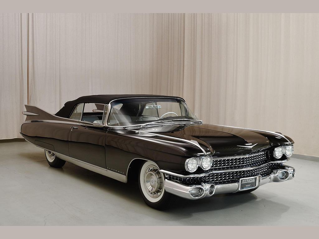 1959 Cadillac Eldorado, St.Louis, MO US, $495,000.00, Vin ...